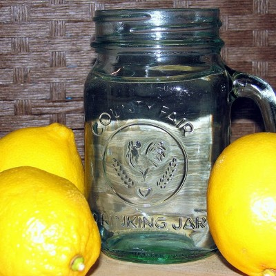 The Benefits of Drinking Warm Lemon Water