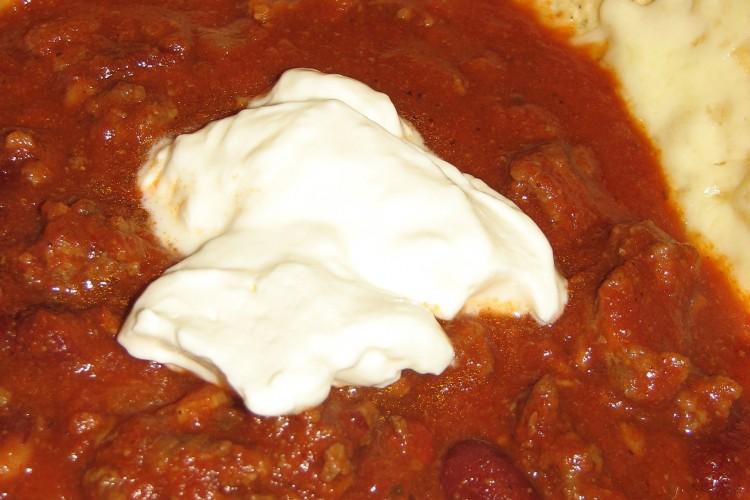 Amazing Crockpot Chili
