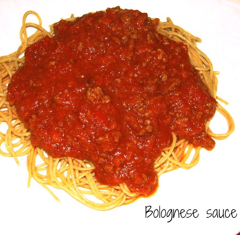 Do It All Working Mom - Spaghetti Sauce