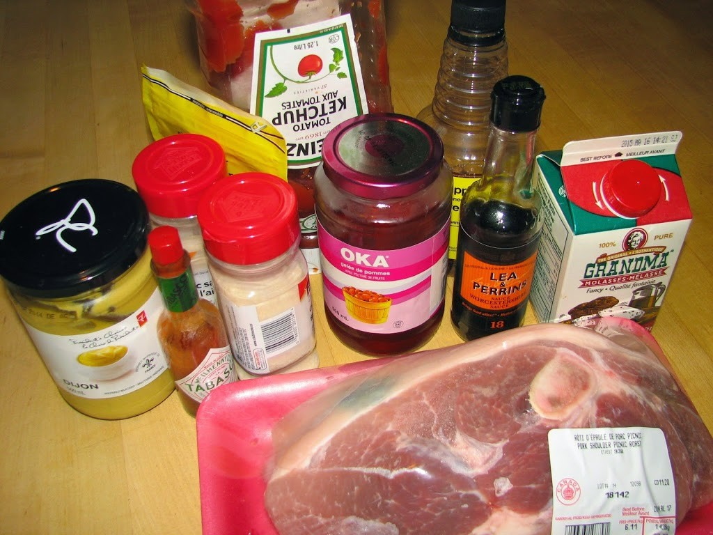 Crock-pot Pulled Pork