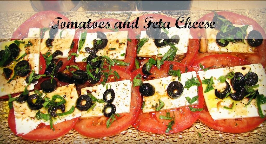 Tomatoes and Feta Cheese Recipe