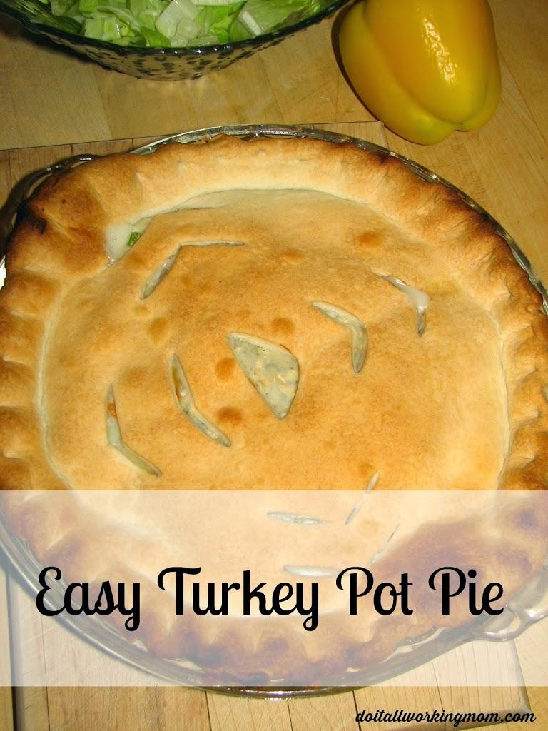 Turkey Pot Pie