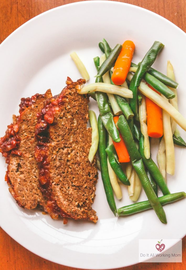 Crock-Pot Meatloaf