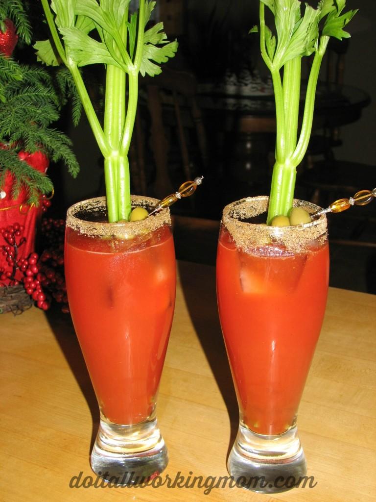 Bloody Caesar Recipe