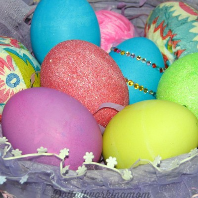 6 Easy and Fun Ways to Decorate Easter Eggs