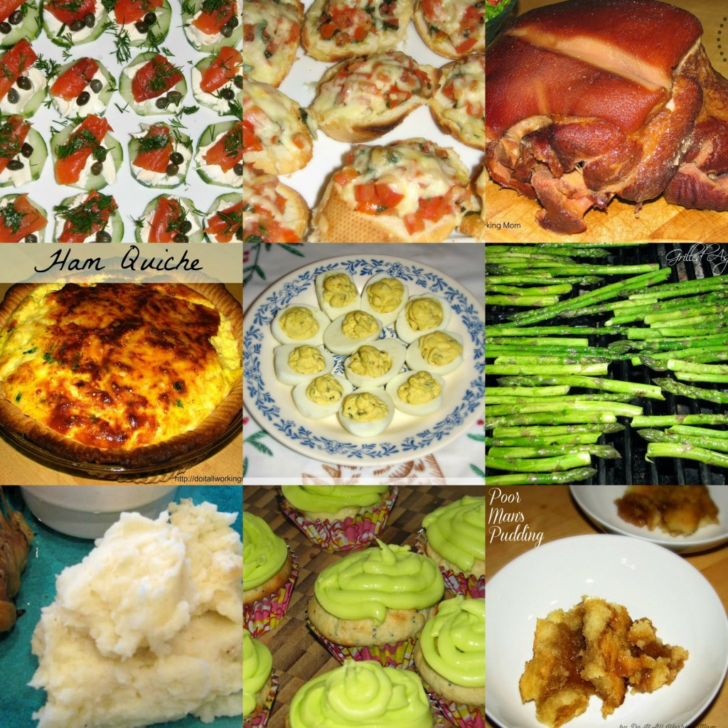 Easy easter dinner or brunch ideas do it all working mom Fun easter brunch ideas
