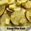 Easy Tin Foil Potatoes on the Grill