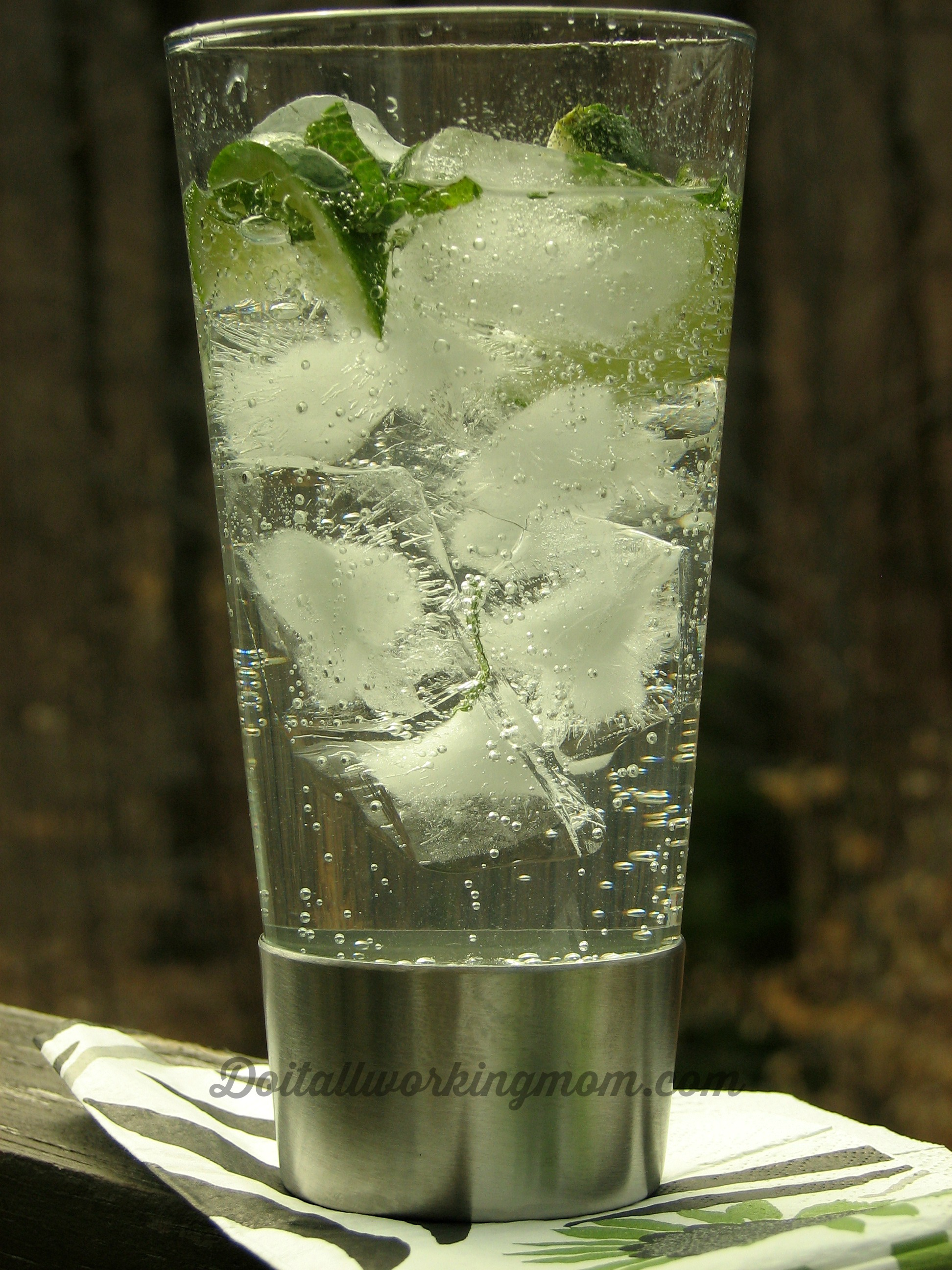 Vodka Club Soda