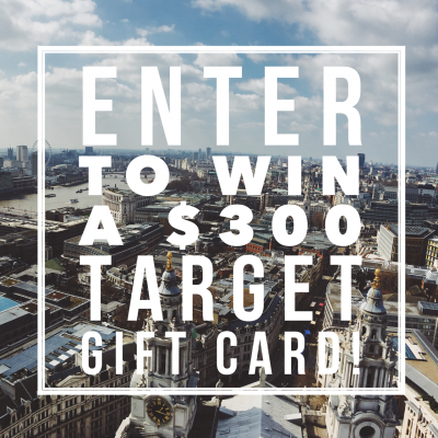 Taget Giveaway – City