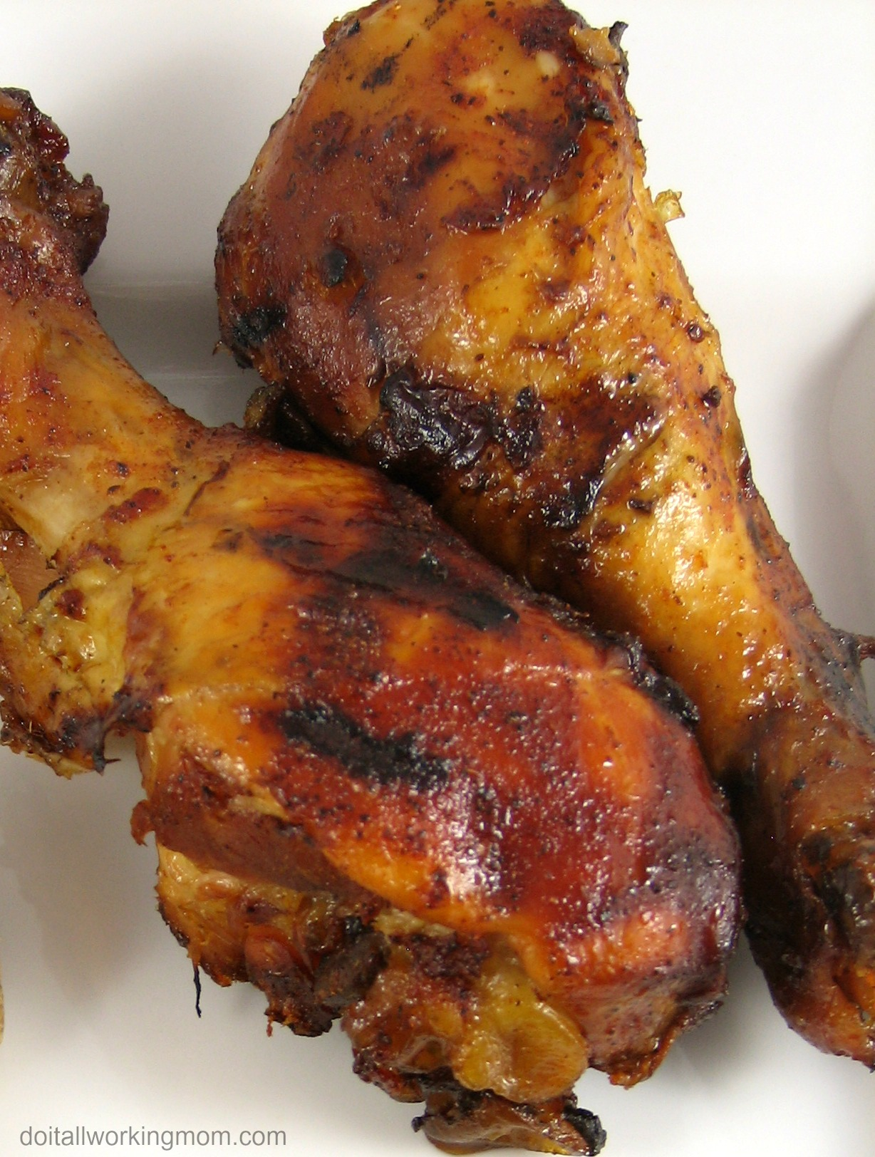 Honey Chicken Drumsticks