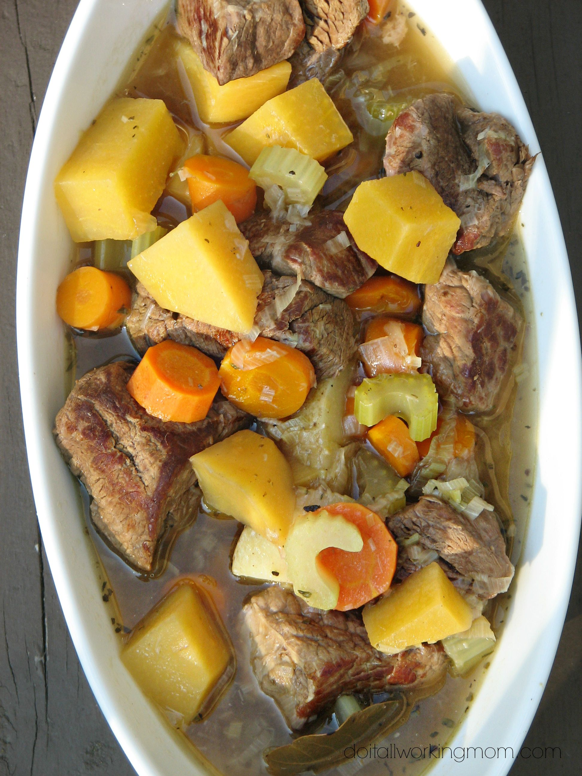 Easy Beef Stew - Do It All Working Mom