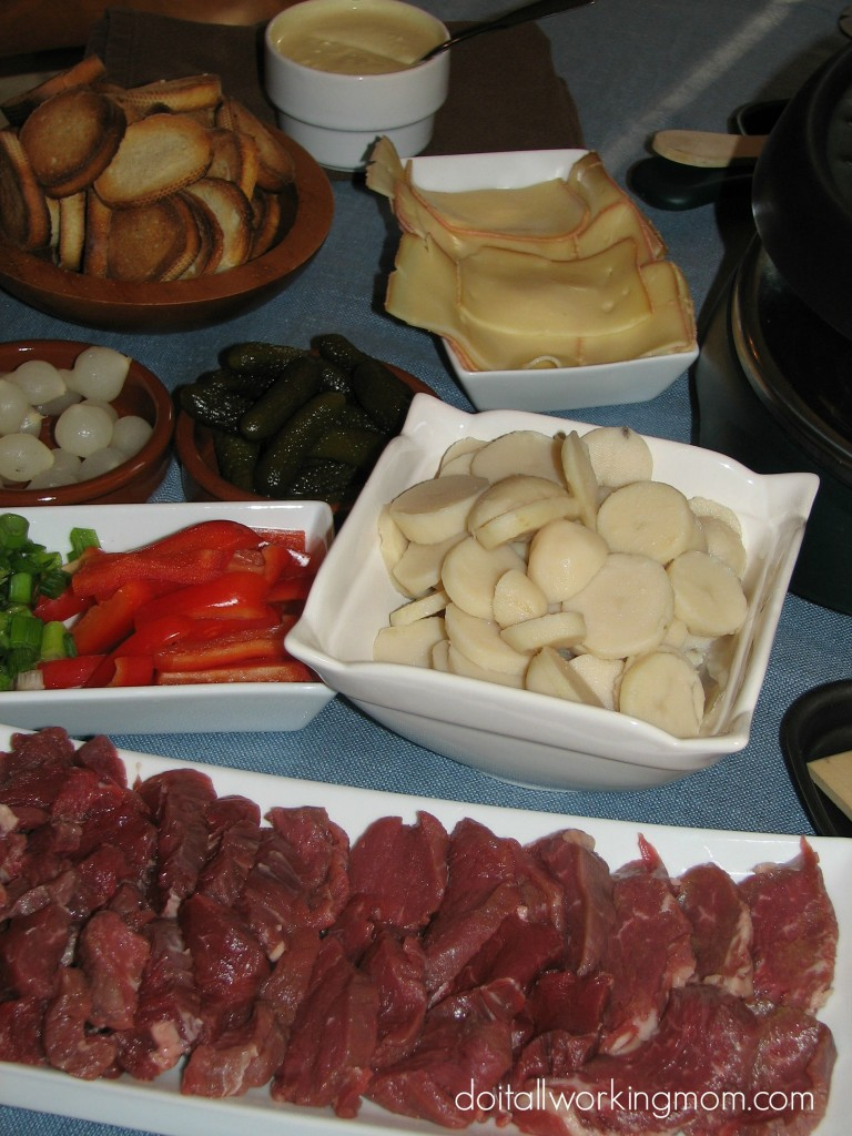 Do It All Working Mom - Raclette