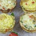 Mini Omelette Muffins
