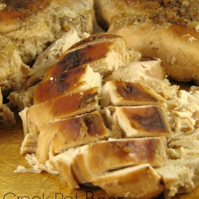 Crock-Pot Beer Chicken