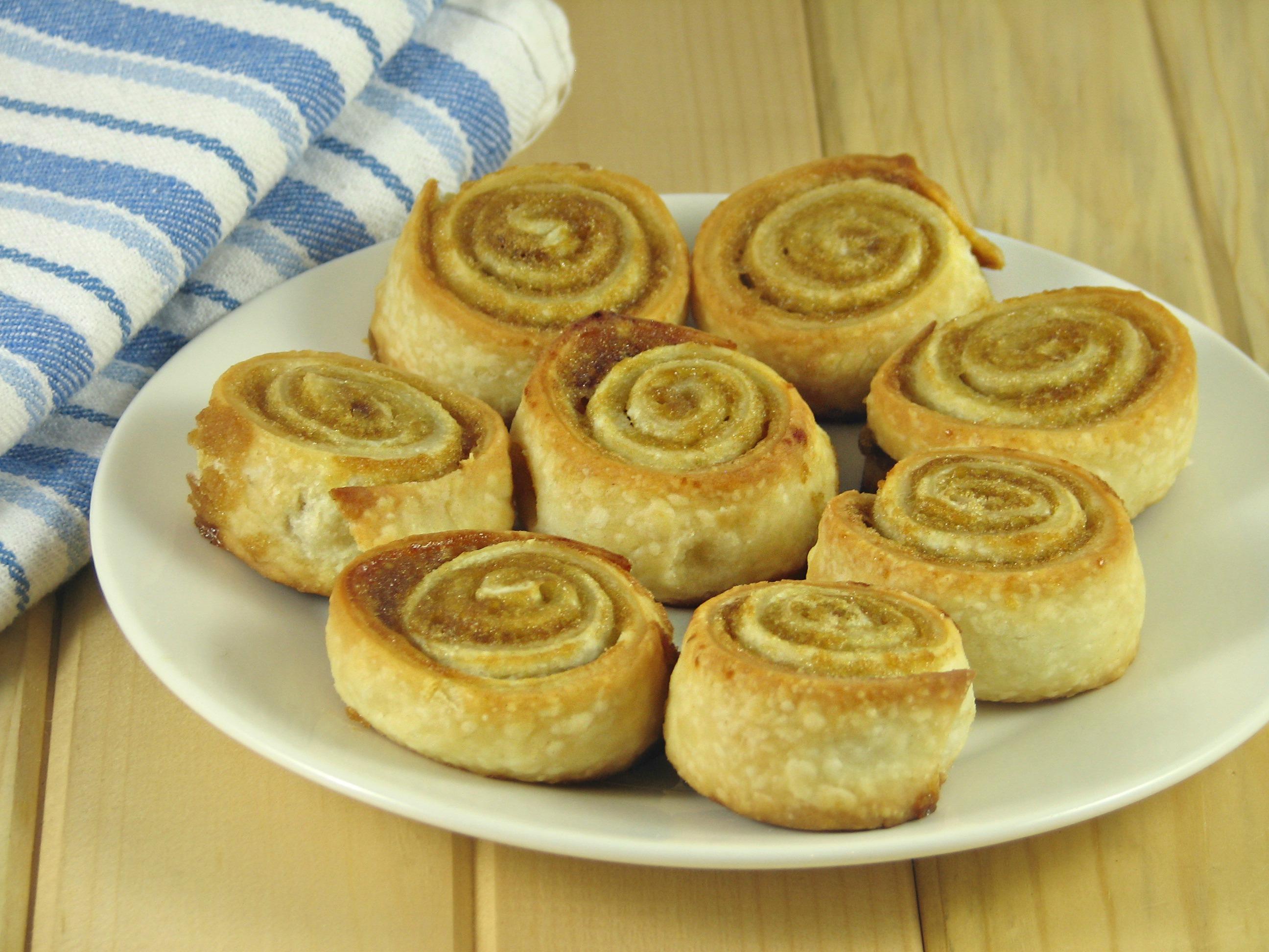 Easy Brown Sugar Pinwheel Cookies