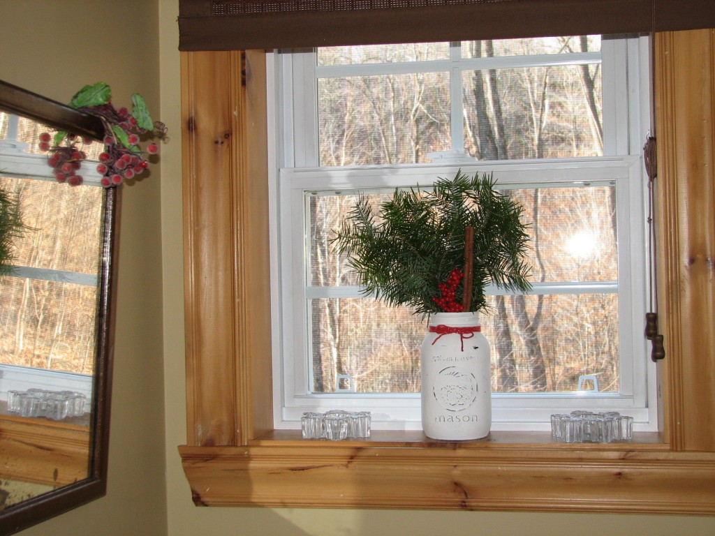 Do It All Working Mom - Christmas Mason Jar
