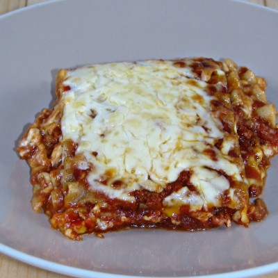 Oven Baked Lasagna