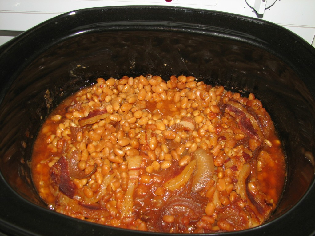 Crock-Pot Baked Beans - Do It All Working Mom