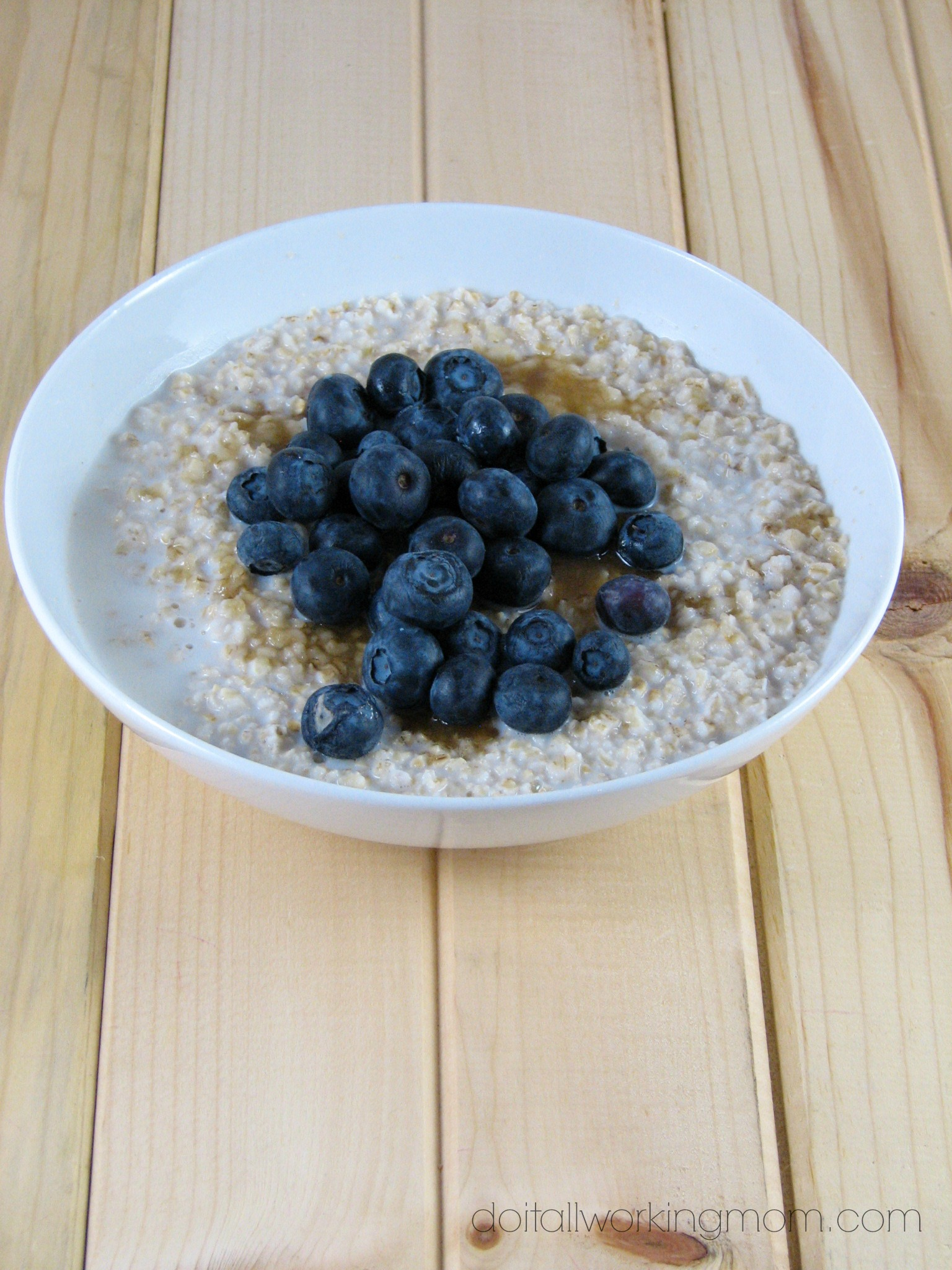 Easy Breakfast Oatmeal