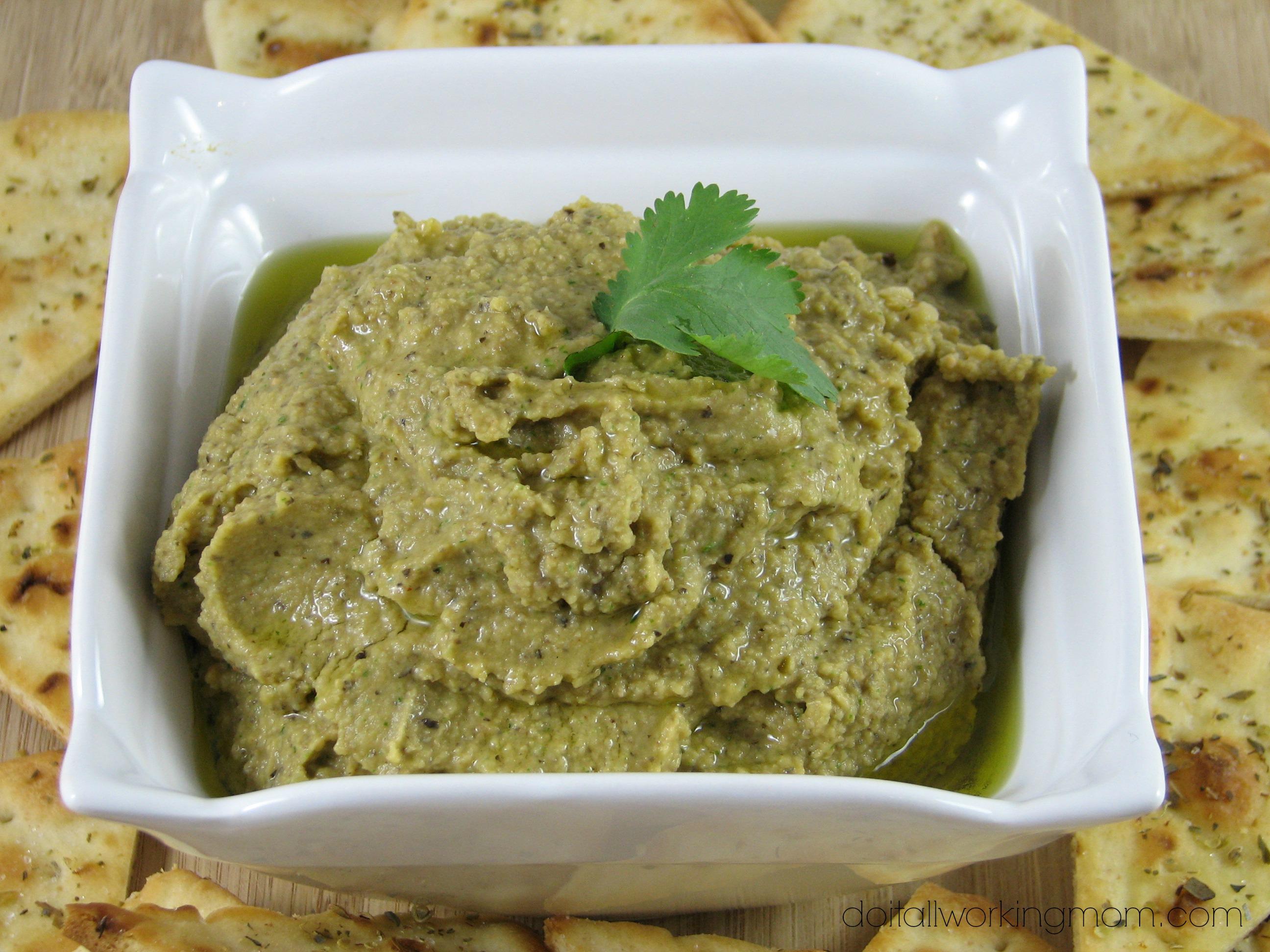 Easy Hummus Recipe (without tahini)