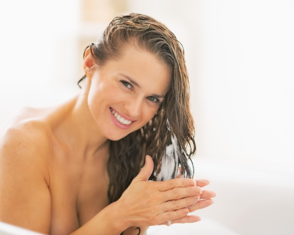 Homemade Hair and Scalp Treatment