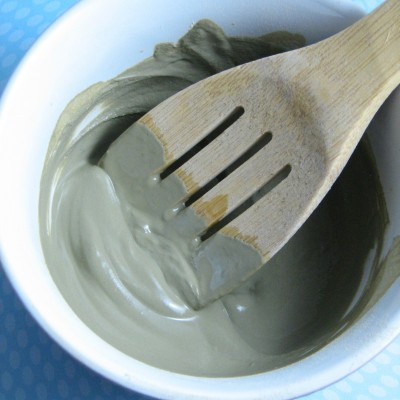 All Natural Green Clay Mask