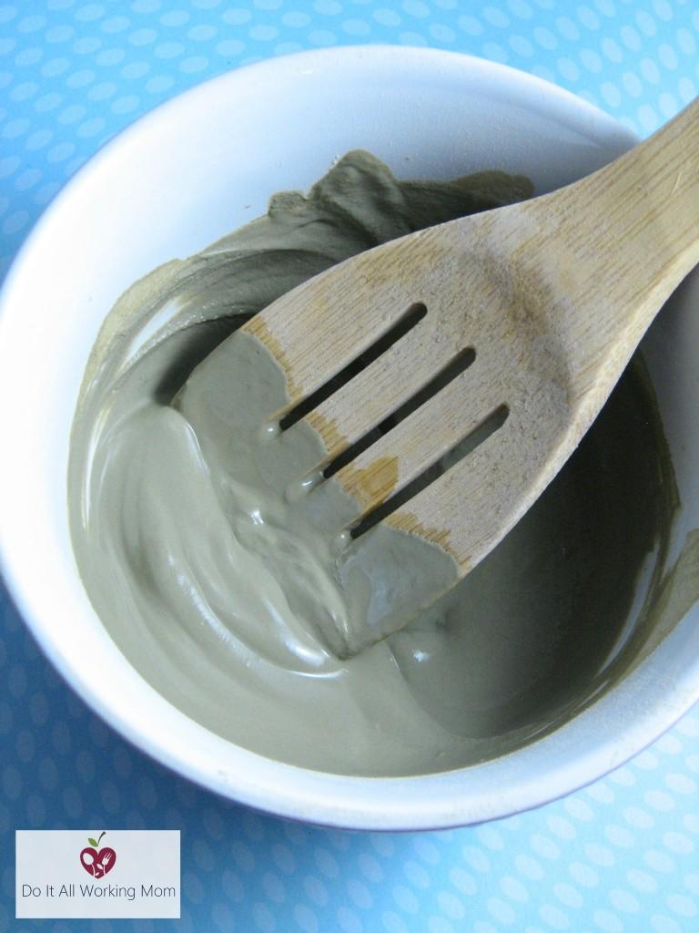 All Natural Green Clay Mask