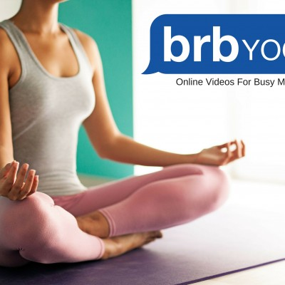 brb YOGA for Busy Moms