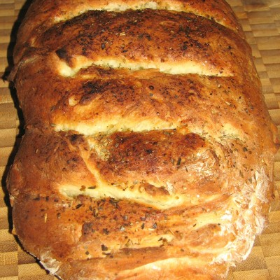 Homemade Bread ready in less then 1 hour