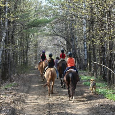 Benefits of Horseback Riding for Kids