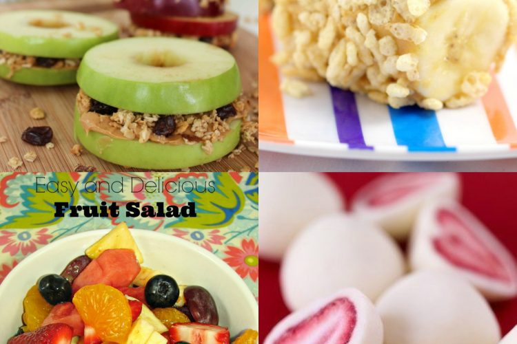 30 Awesome After School Snack Ideas