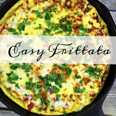 Easy Frittata