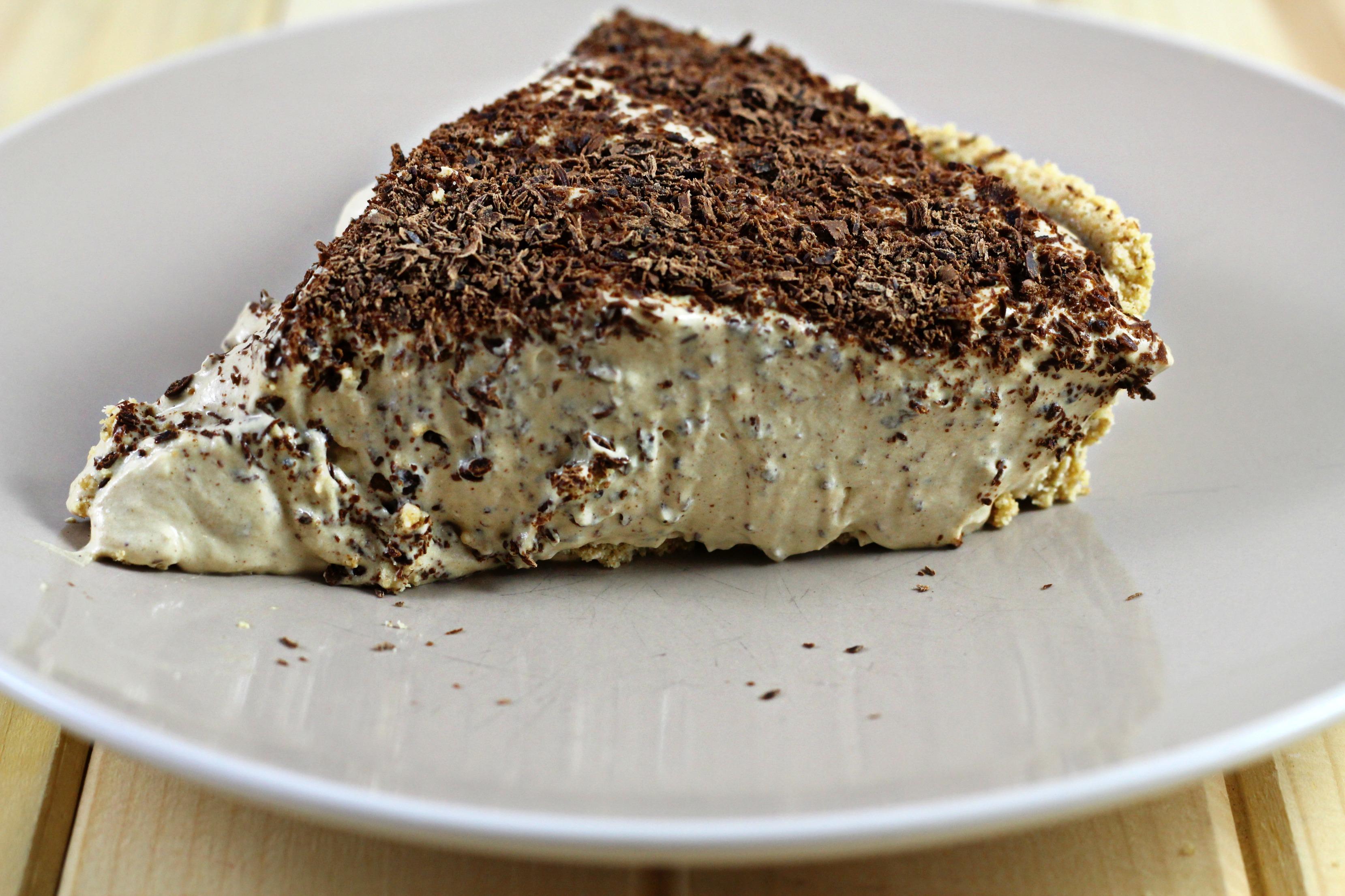 Greek Yogurt No-Bake Cheesecake