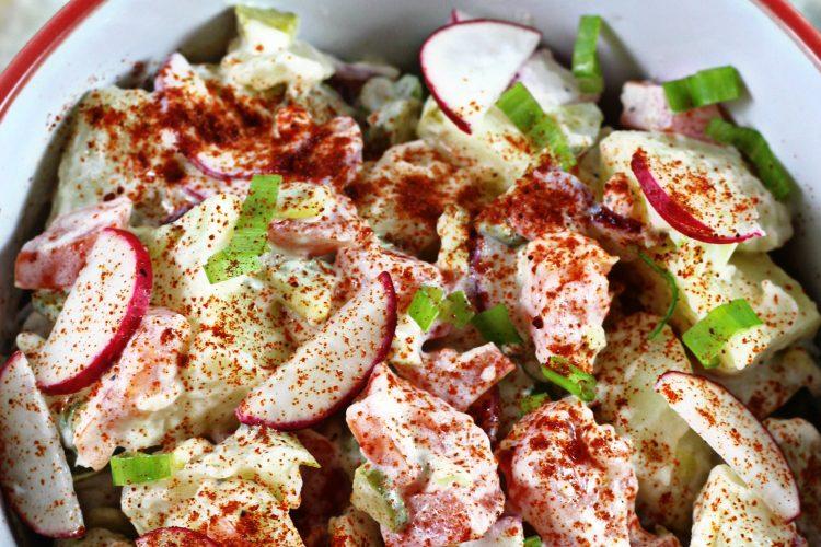 Easy and Tasty Potato Salad
