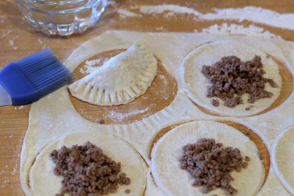 Meat Pie Appetizers