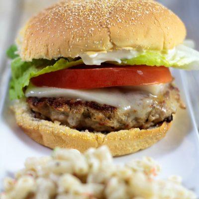 Tasty Chicken Burgers