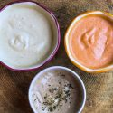 3 Easy Fondue Dipping Sauces