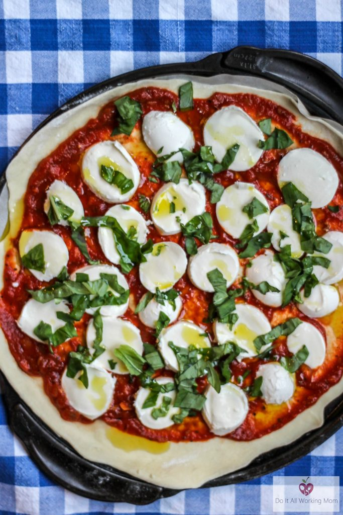 Pizza Margherita Recipes