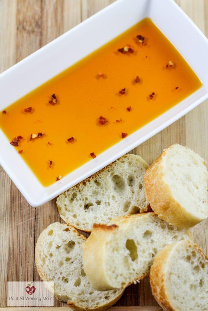 italian bread dipping oil