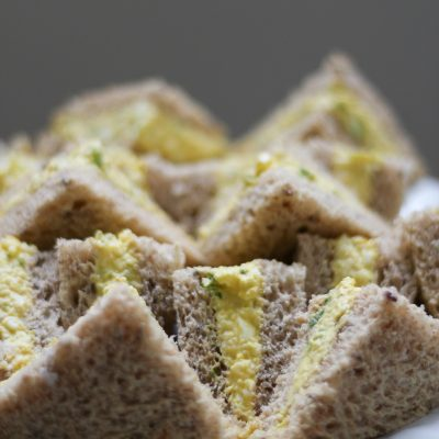 Easy Egg Salad Recipe